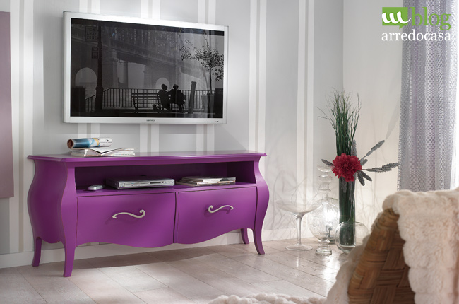 Mobile Porta Tv Classico.Mobili Tv Classico O Moderno M Blog