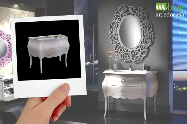 Mobili bagno grezzi da personalizzare come vuoi - M.Blog