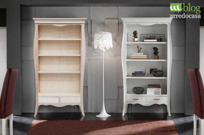 Come rifinire una libreria in legno grezzo - M.Blog