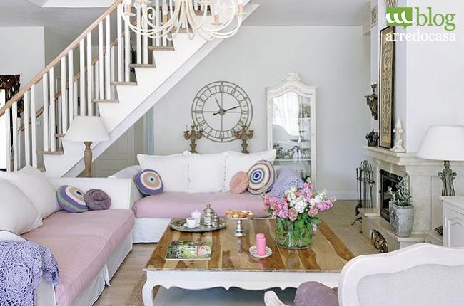 Mobili shabby chic per il tuo airbnb m blog for Puoi ottenere un prestito per costruire una casa