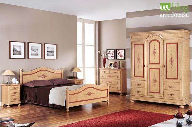 Mobili provenzali per camera da letto come sceglierli m - Stile provenzale mobili ...