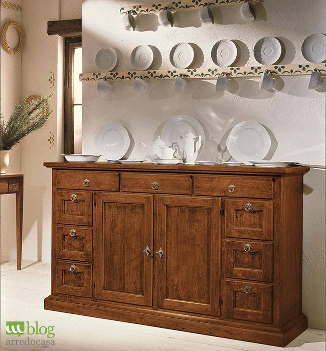 Mobili country chic per una casa rustica m blog for Arredamento rustico elegante