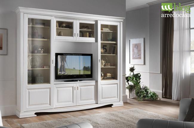 Mobili porta televisore in legno massello m blog for Acquistare e progettare mobili
