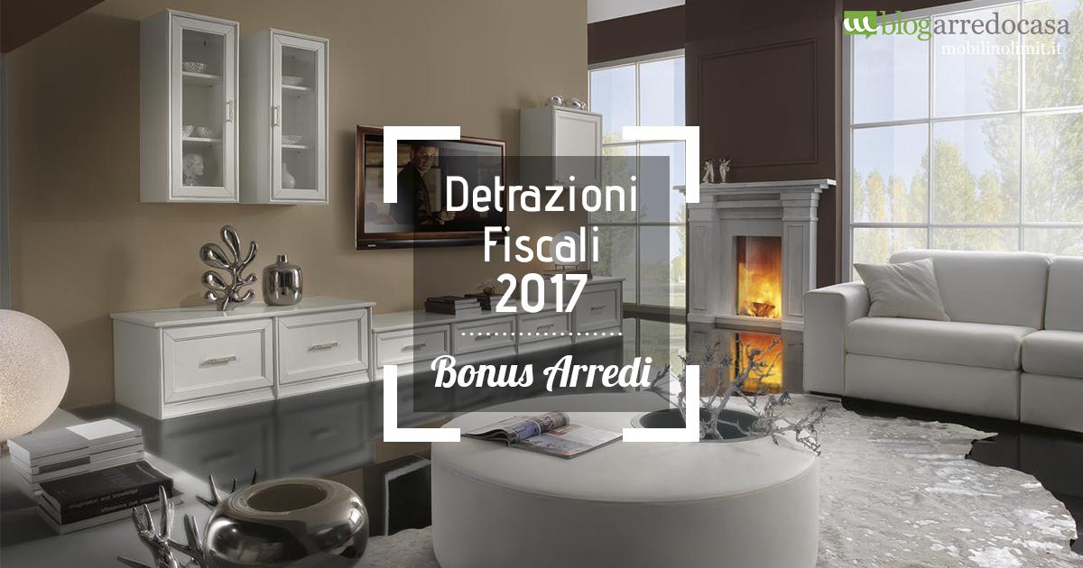 Detrazioni fiscali 2017 ristrutturazioni e acquisto for Acquisto mobili ristrutturazione 2018