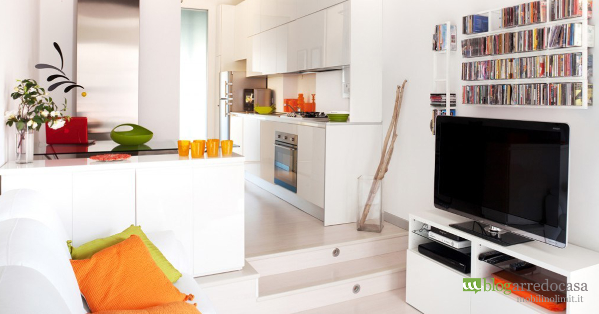 Idee per casa piccola arredamento casa mq idee e progetti - Casa piccola soluzioni ...