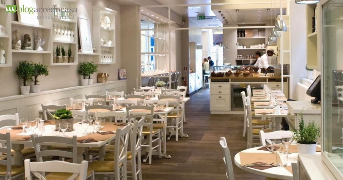 arredamento shabby chic per ristoranti alla moda - m.blog - Arredo Chic