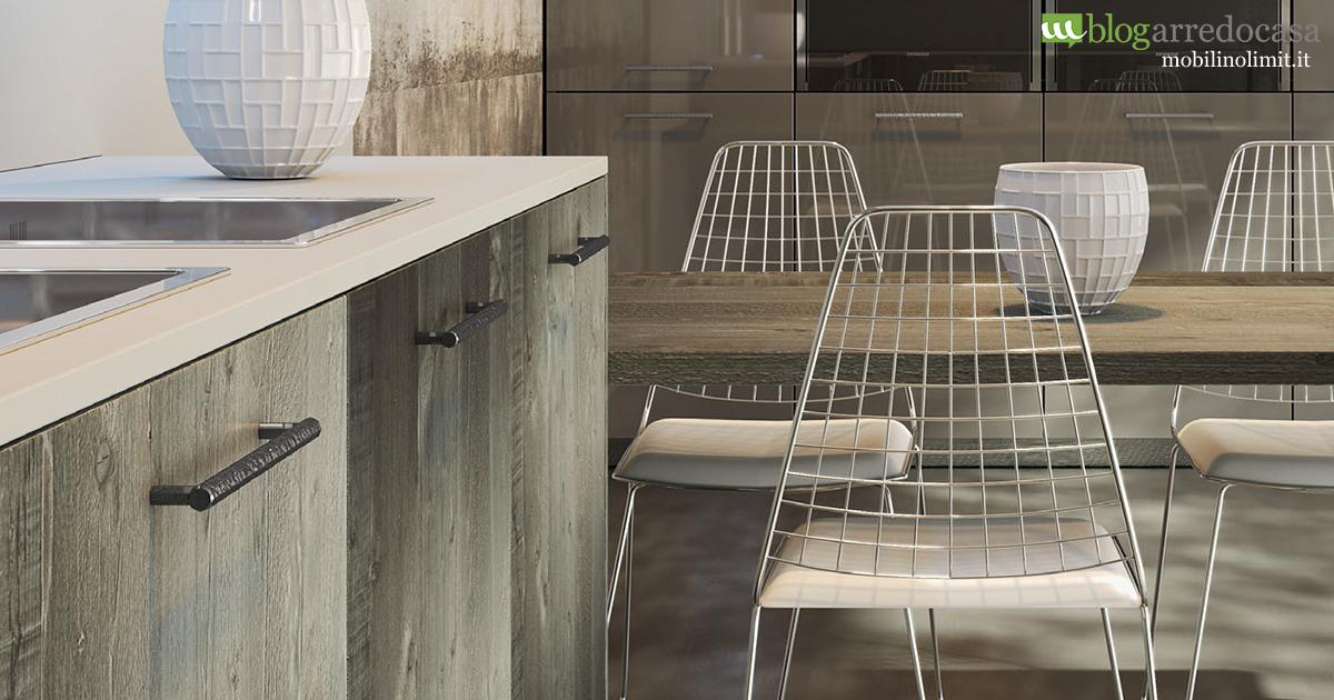 Maniglie e pomoli per mobili contemporanei 5 soluzioni - Maniglie classiche per mobili ...