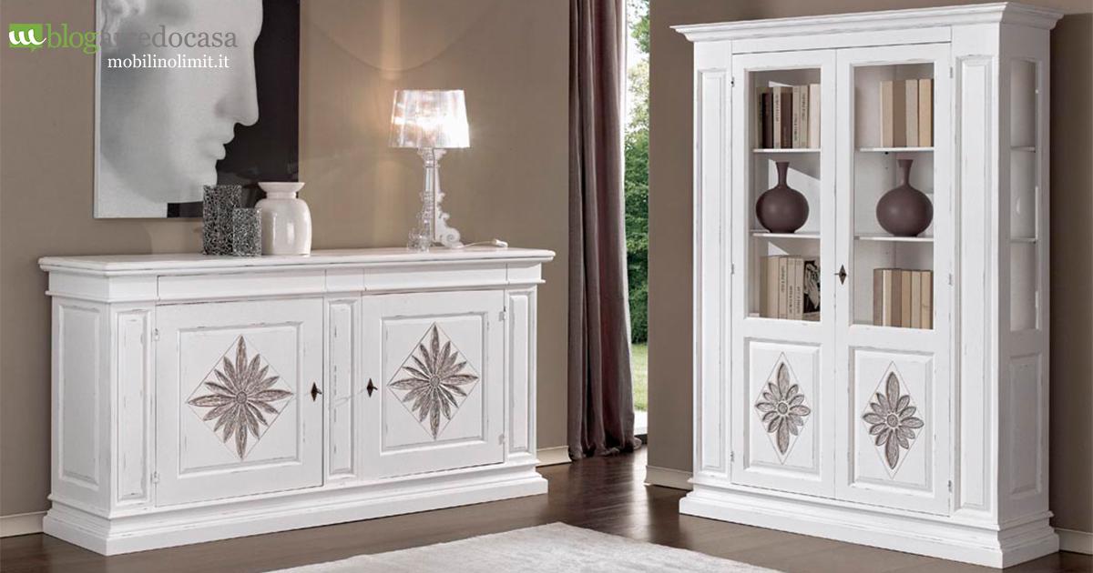 mobili classici bianchi eleganza e luminosit m blog