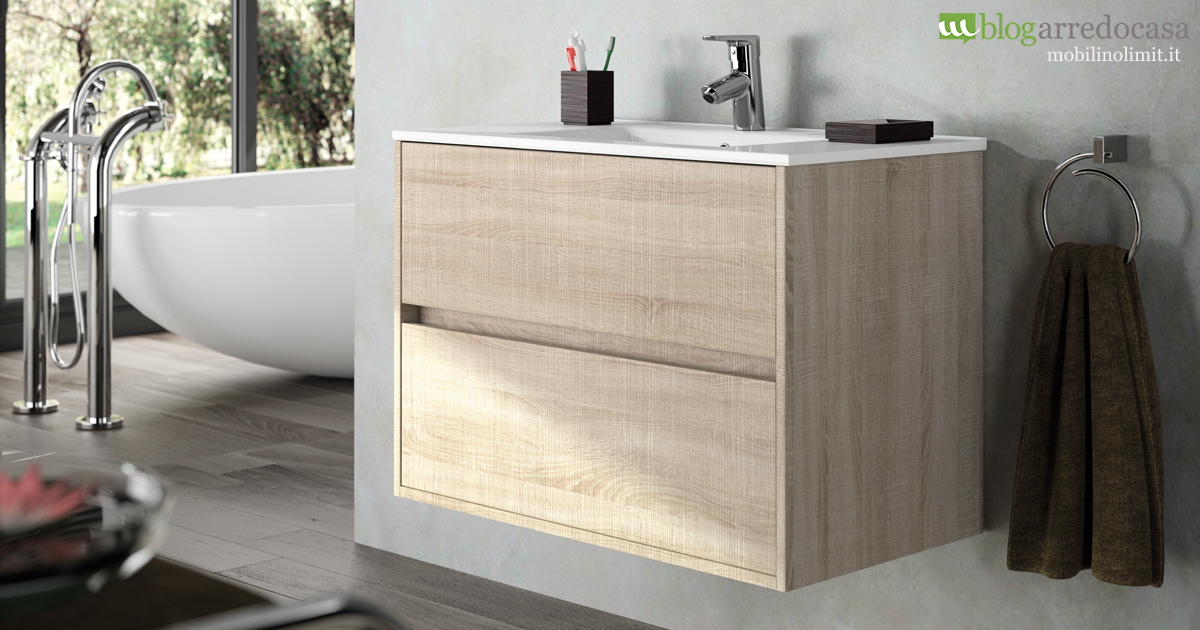 Come montare i mobili bagno sospesi m blog - Accessori bagno obi ...