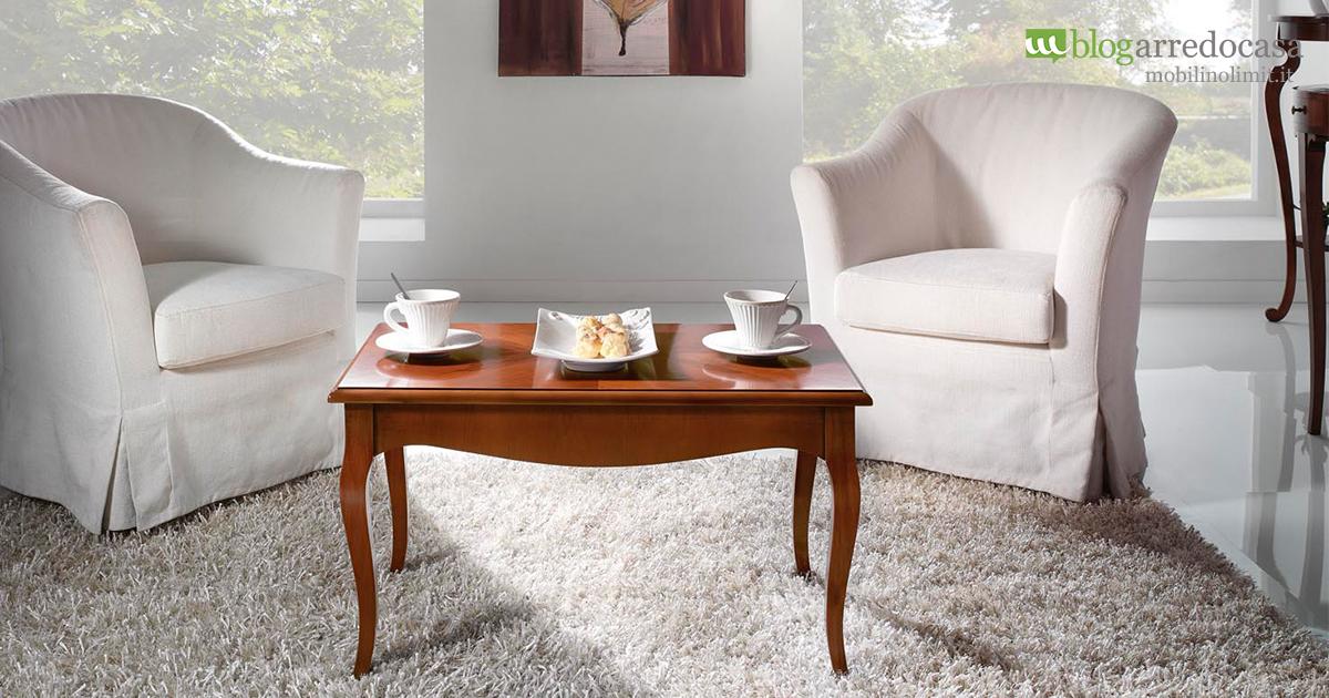 Tavolini Da Salotto In Stile Classico.Tavolino Da Salotto Tra Design E Praticita M Blog