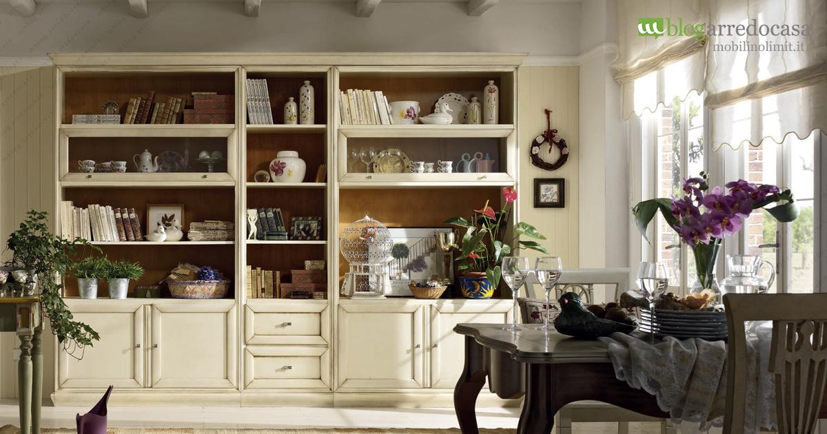 Arredare con i libri 5 idee originali per la tua casa m - Idee originali per arredare casa ...