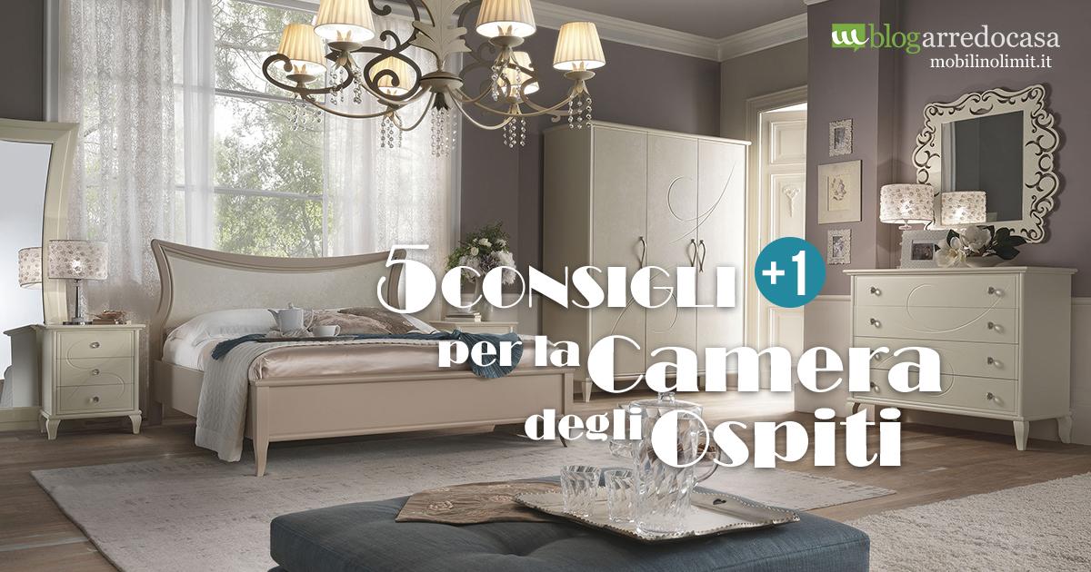 Camera Per Ospiti : Consigli per rendere accogliente la camera degli ospiti m