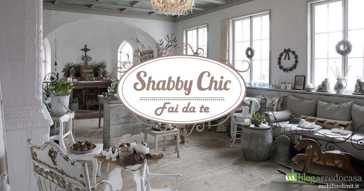 Bagno Shabby Chic Fai Da Te : Shabby chic e fai da te: cosa devi sapere m.blog