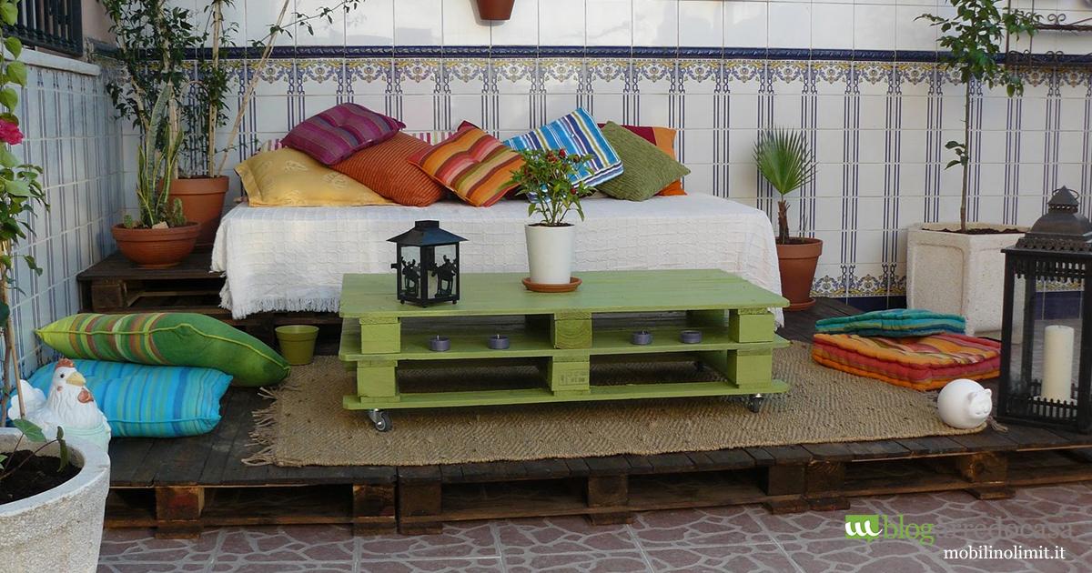 Come realizzare un tavolino da caff per il tuo giardino m blog - Realizzare un giardino ...