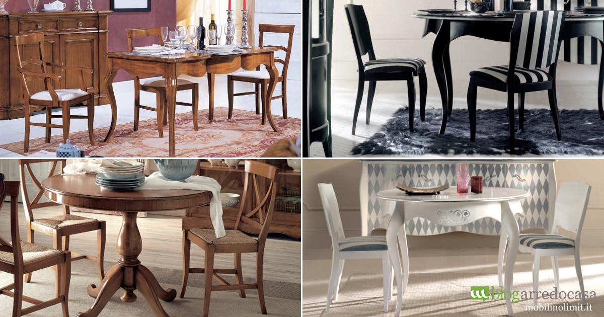 Come abbinare le sedie al tavolo da pranzo - M.Blog
