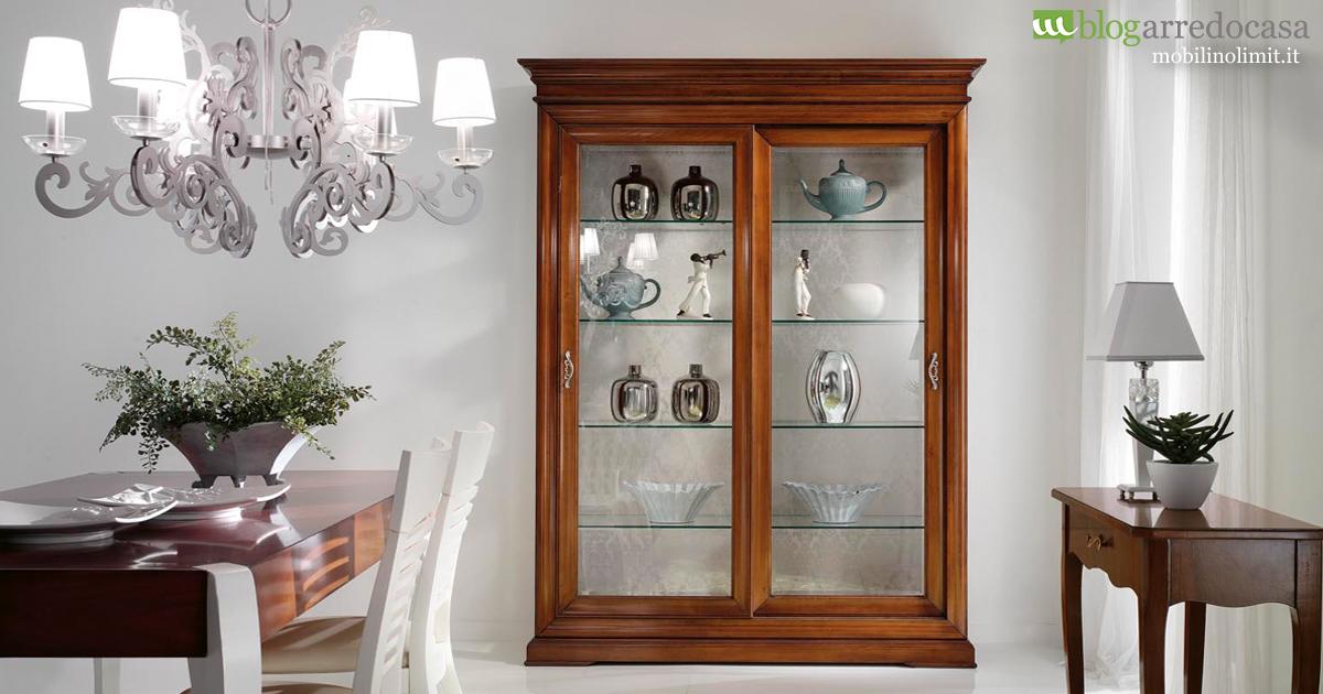 Cristalliere arte povera per cucina e soggiorno - M.Blog