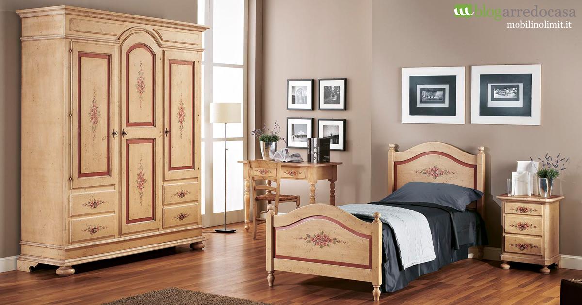Mobili provenzali per camera da letto come sceglierli m for Camera da letto arte povera