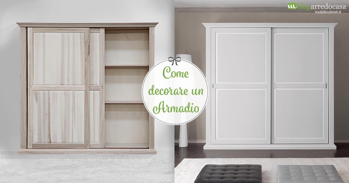 Decorazione Ante Armadio : Decorare un armadio in legno: 3 idee semplici e creative m.blog
