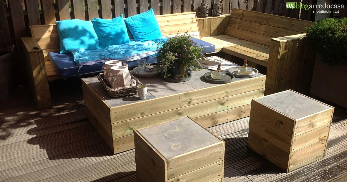 ... Da Giardino Con Pallet : Guide e tutorial per gli amanti del fai da te