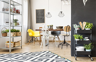 Come arredare casa spendendo poco m blog for Casa contemporanea arredamento