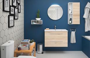 Mobili bagno con doppio lavabo pro e contro m blog - Mobili per bagno moderni sospesi ...