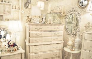 idee di arredo con lo stile shabby chic m blog. Black Bedroom Furniture Sets. Home Design Ideas
