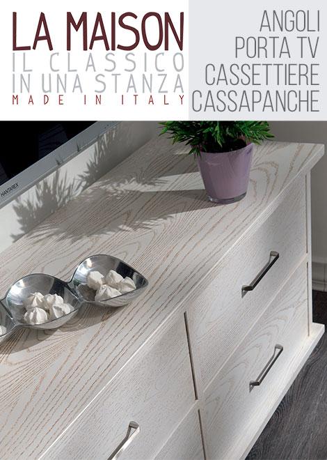 Mobili Porta Tv Angoliere Cassapanche E Cassettiere Per Il Soggiorno