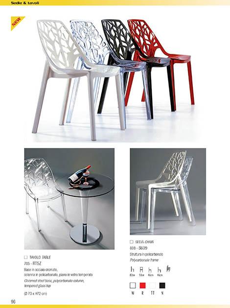 Sedie tavoli sgabelli stile contemporaneo vendita on for Vendita sgabelli online