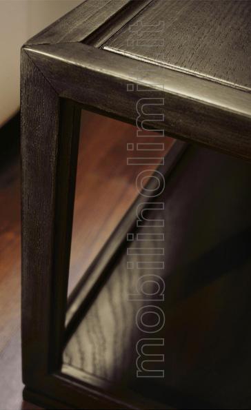 Tavolino etnico in frassino mobile grezzo - Mobili in legno grezzo da verniciare ...