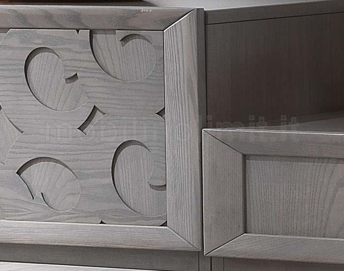 lavorazione e venature del legno