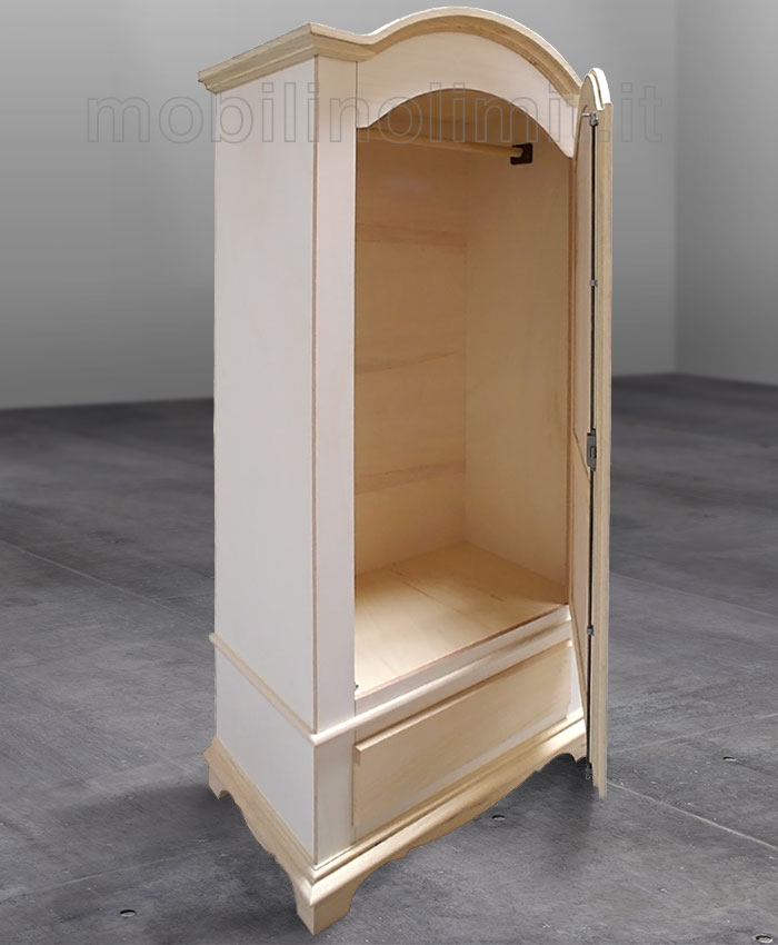 interno dell'armadio