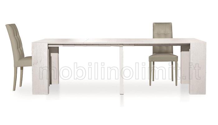 tavolo consolle esteso
