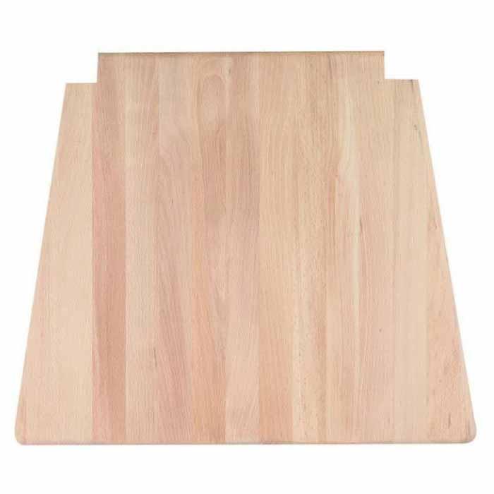 dettaglio della seduta in legno