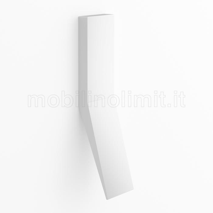 maniglia colore bianco