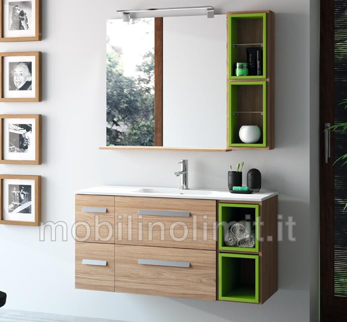 Mobili bagno weng cool awesome migliori accessori bagno hidra pi arredo bagno weng with arredo - Tappeti moderni verde acido ...