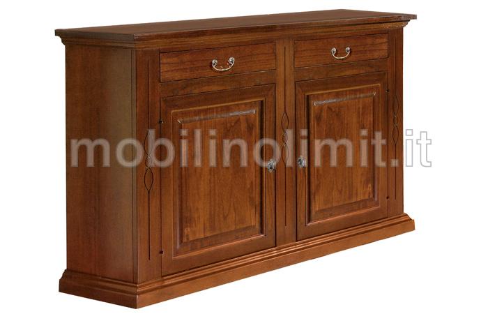 Mobili Bassano in legno con pregiate finiture - Acquista online