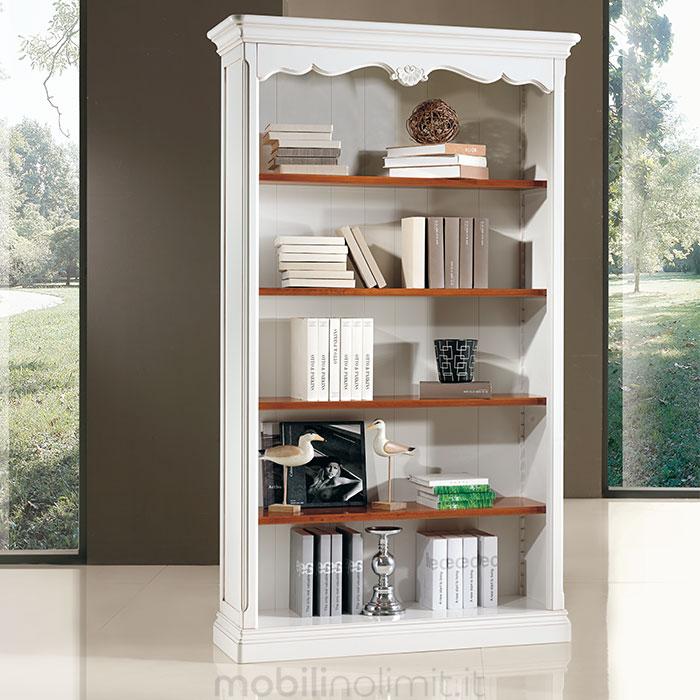 Libreria 4 ripiani grezza - Libreria mobile ...
