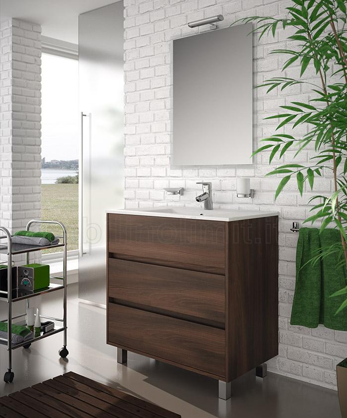 bagno moderno » bagno moderno beige e marrone - galleria foto ... - Bagni Moderni Beige E Marrone
