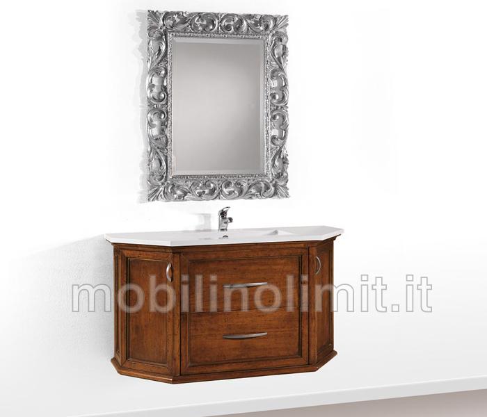 Mobile bagno sospeso for Gm arte bagno arredo bagno como