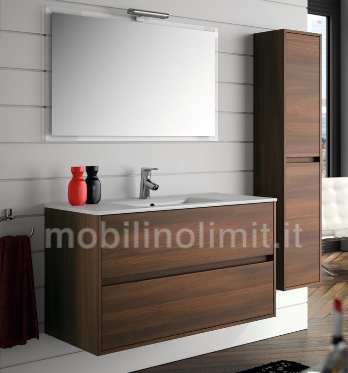 Prezzi arredo bagno mobili bagno sospesi top prezzi for Sanitari bagno prezzi ikea