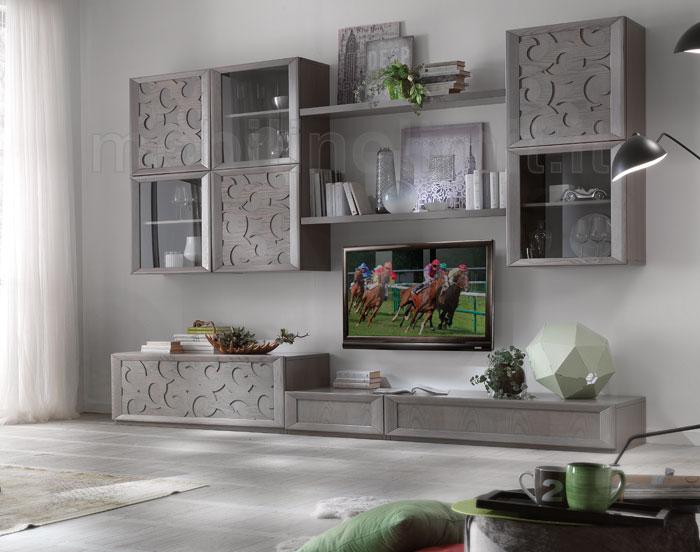 Simple parete attrezzata atlanta linea with pareti attrezzate - Immagini parete attrezzata ...