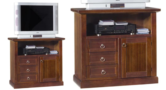 porta televisori in arte povera - mobili grezzi o rifiniti - Mobili Tv Arte Povera