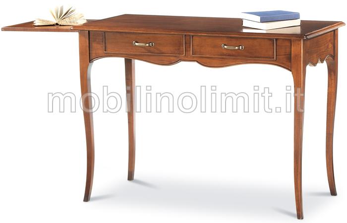 Scrittoio porta computer in legno massello arte povera for Catalogo mobili on line