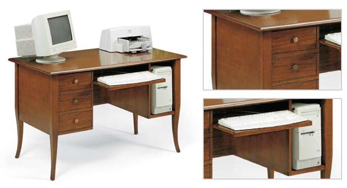 Portacomputer - 3 Cassetti
