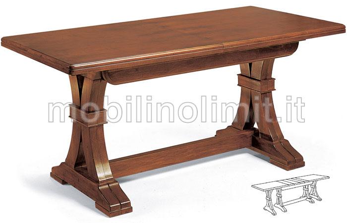 tavolo allungabile 180x100