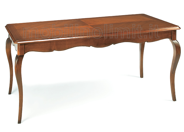 Tavolo allungabile in ciliegio (180x90)   grezzo