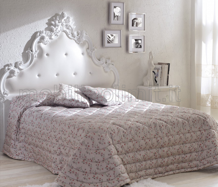 Testata con intagli per letto matrimoniale - Dove comprare un letto matrimoniale ...