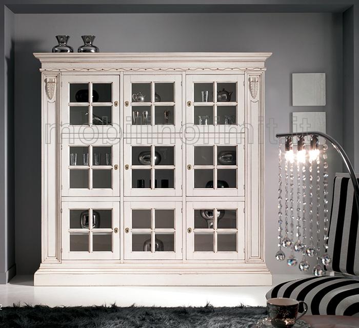 mobili shabby chic on line tutte le offerte cascare a. Black Bedroom Furniture Sets. Home Design Ideas