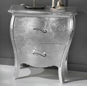 Mobili in foglia argento - Acquista online