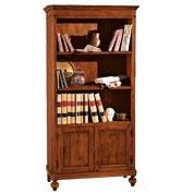 Librerie Di Legno Classiche.Libreria Noce Bassano Con Due Ante